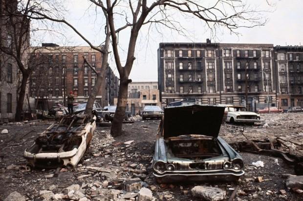 15. Бронкс, 1970.