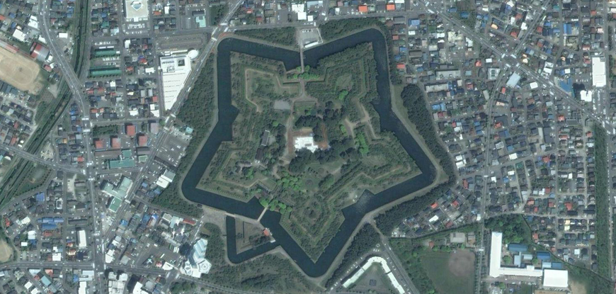 15_google_maps_part_4_fort_goryokaku