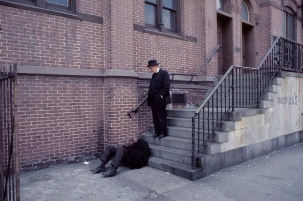 18. Южный Бронкс, 1970.