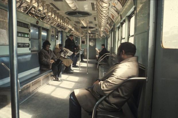 20. Метро, Южный Бронкс, 1970.