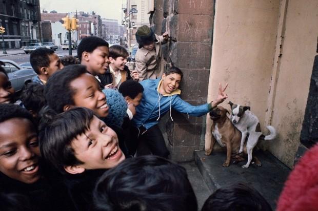 22. 167-я улица, Южный Бронкс, 1973.