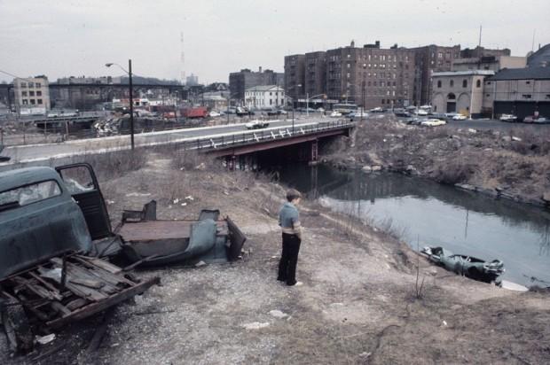 24. Бронкс-Ривер, Бронкс, 1970.
