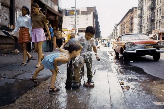 3. Авеню С, Нижний Ист-Сайд, 1970.
