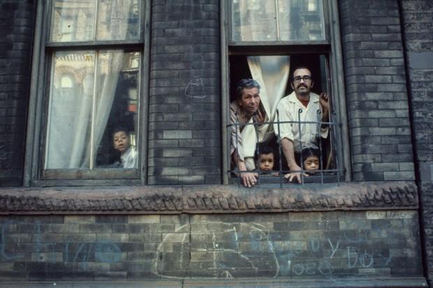 4. Южный Бронкс, 1970.