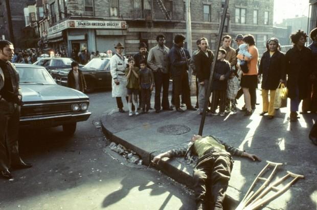5. Южный Бронкс, 1970.