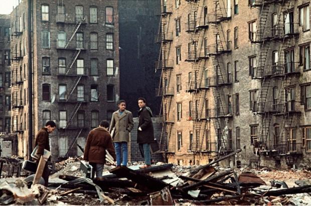 8. Пятая авеню, Восточный Гарлем, 1970.