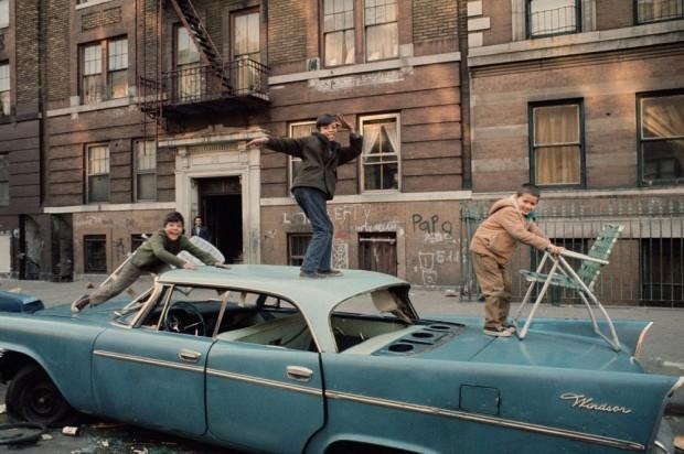 9. Южный Бронкс, 1970.