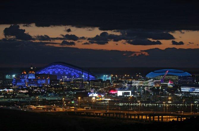 Олимпийские игры в Сочи. 3 дня до старта