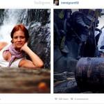 До и после: Инстаграмы киевлян