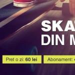 В Кишинёве открывается скейт-парк