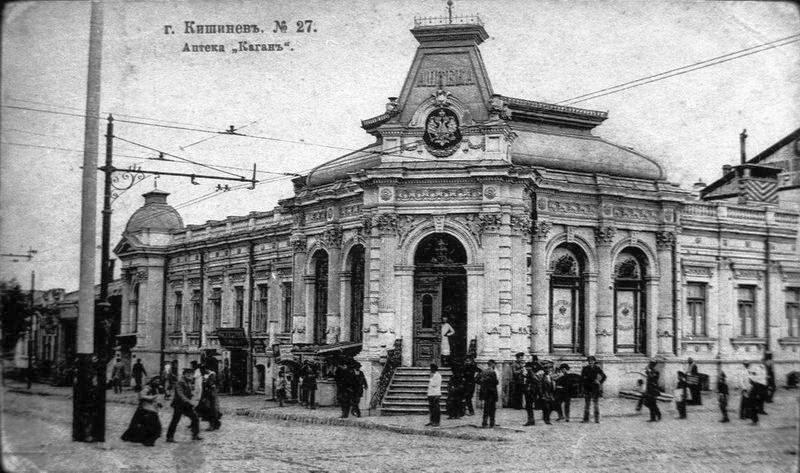 Аптека Когана, период Царской России