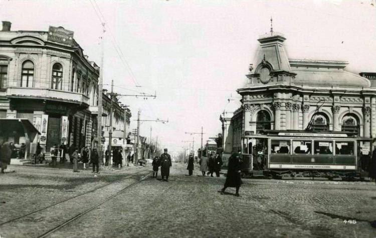 Аптека в 1930-е