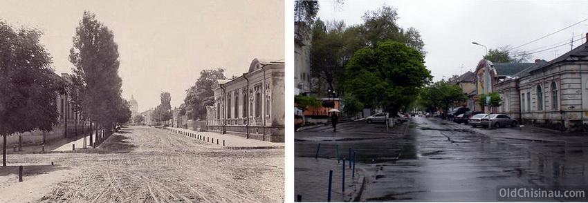 ул. Шмидтовская тогда и сейчас