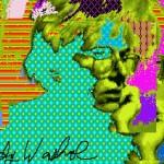 Найдены неизвестные цифровые работы Энди Уорхола