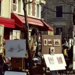 Молдавский художник получил официальное право рисовать на парижской площади