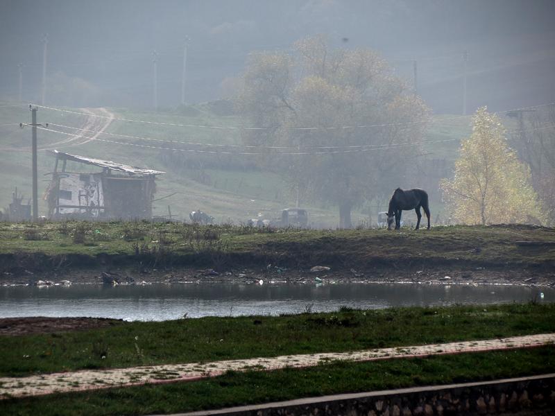 Задворки монастырского хозяйства. Фото: varandej.livejournal.com