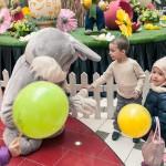 Фоторепортаж: «Погоня за яйцами» в Shopping  MallDova