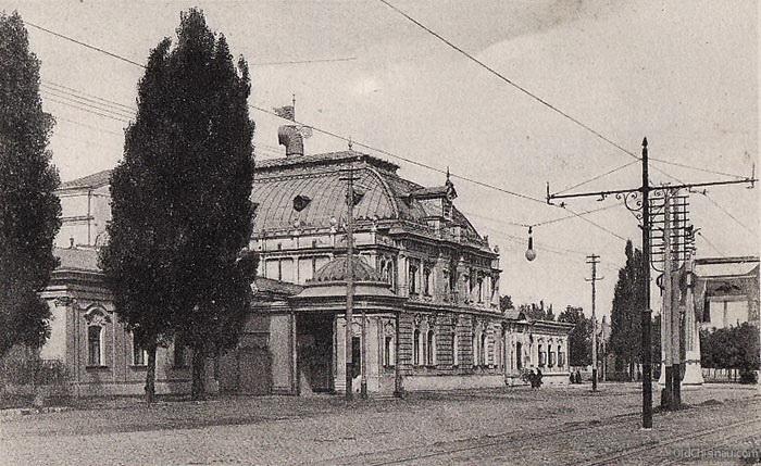 4oldchisinau_Благородное Собрание, 1914 год