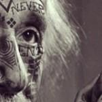 Американский художник покрыл татуировками легендарных личностей