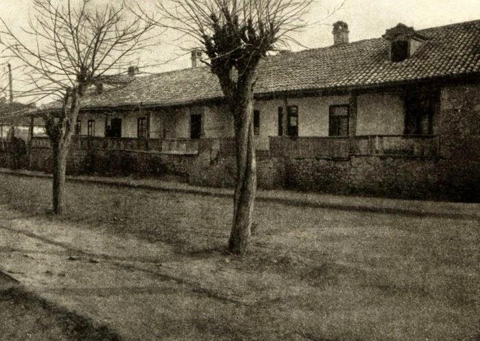 Резиденция армянского архиепископа.