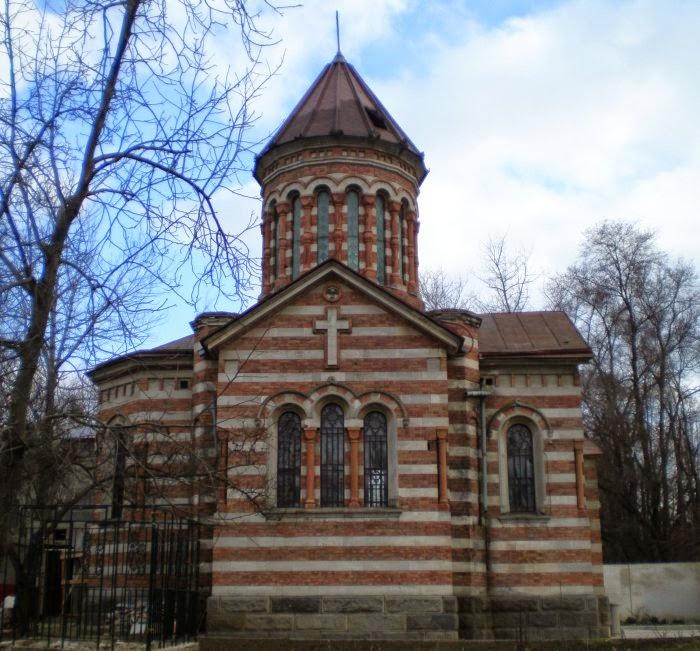 Церковь-часовня Воскрешения Христова.