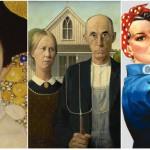 Top 10 cele mai memorabile chipuri din istoria artei