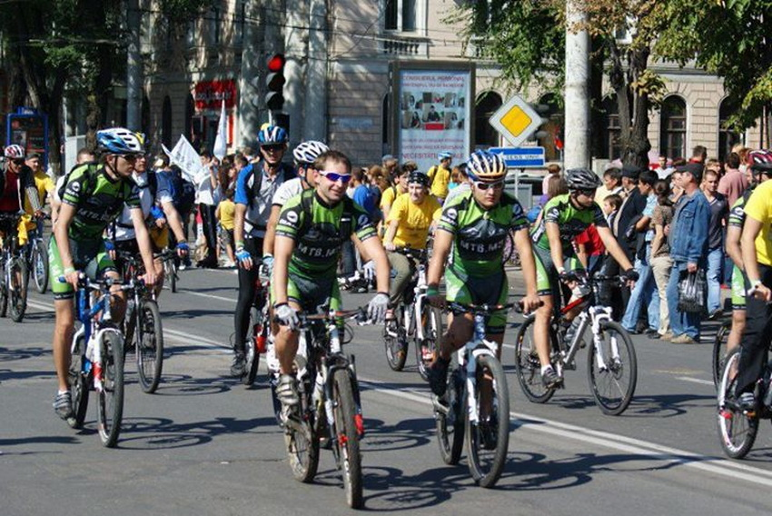 Велохора-2012