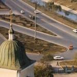 История Кишинёва: улица одного храма