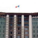 Перед зданием Парламента РМ появился пандус