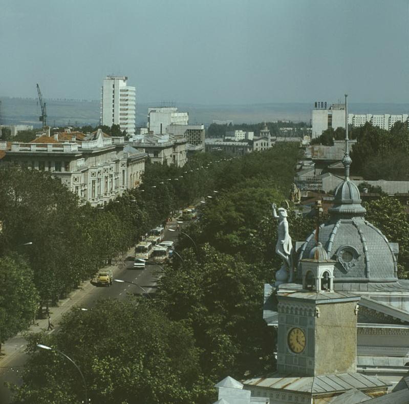 Фото: И. Кибзий. 1980 г.