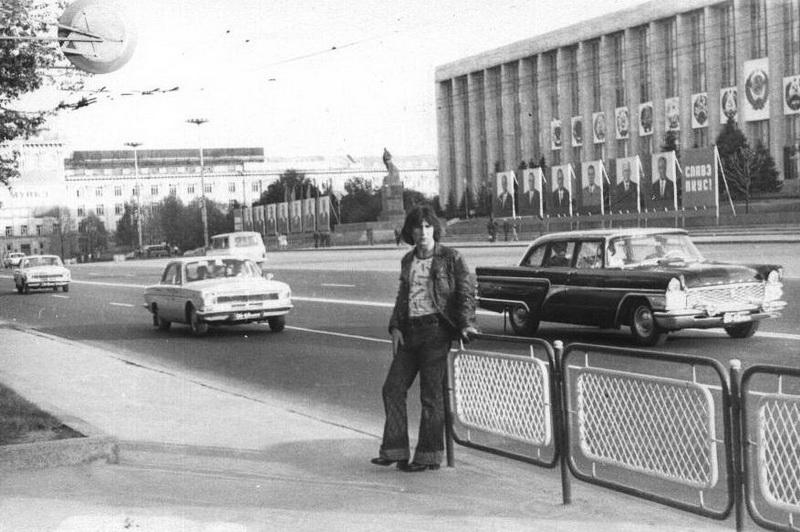 Май 1980 г.