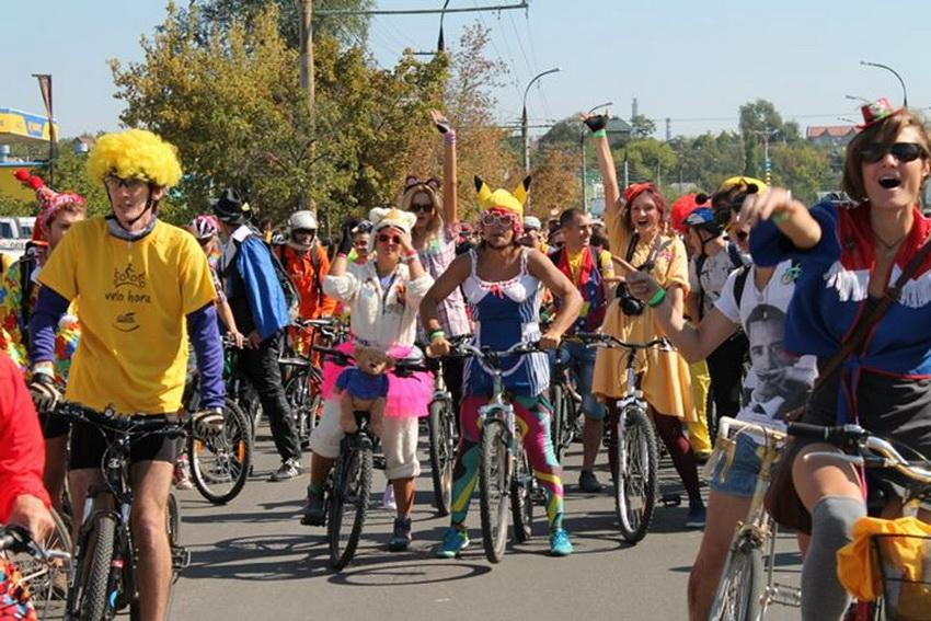 Карнавал на Велохоре 2012