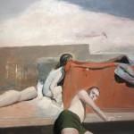 В Париже проходит выставка молдавского художника Александра Тиней