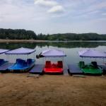 Лето в Кишинёве: Где кататься на лодочках и катамаранах