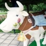 Фото: Парад коров