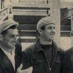 Фотоархив: Рабочие МССР. 1964 год «Картя Молдовеняскэ» Ч.4