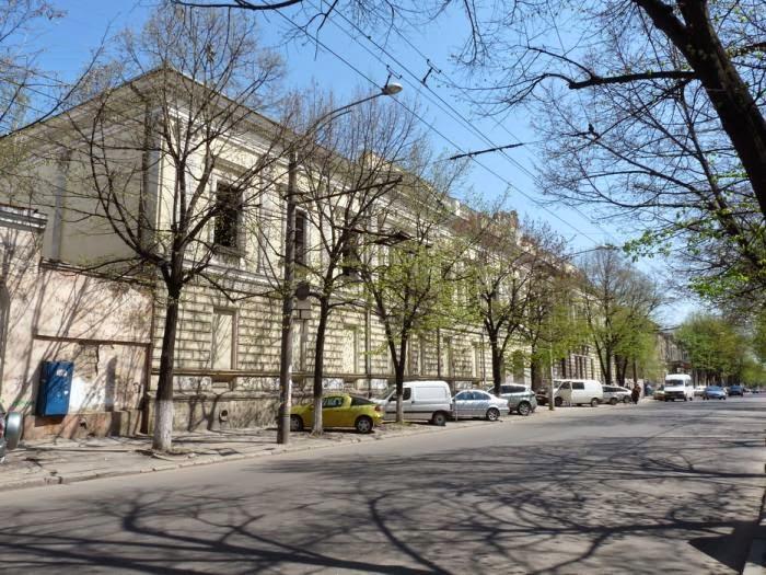 Дом Рышкан-Дерожинских, купленный Т. Коганом в 1920 году