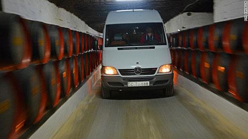 Подземные подвалы Крикова