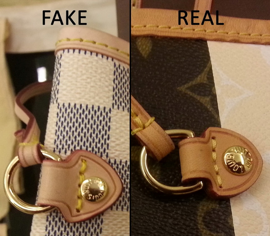 787bd17cd335 LV buckle. Изготовители подделок используют дешевую замшу для внутренней  отделки в отличие от парусины в настоящих сумках. Если вы увидите защитный  пластик ...