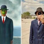 24 современных римейка шедевров мировой живописи