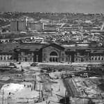 История Кишинёва: Железнодорожный вокзал