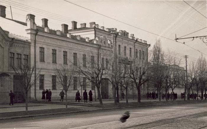 Семинария, фотография 1930-х гг.
