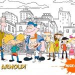 Как повзрослели герои мультфильма «Эй, Арнольд!»