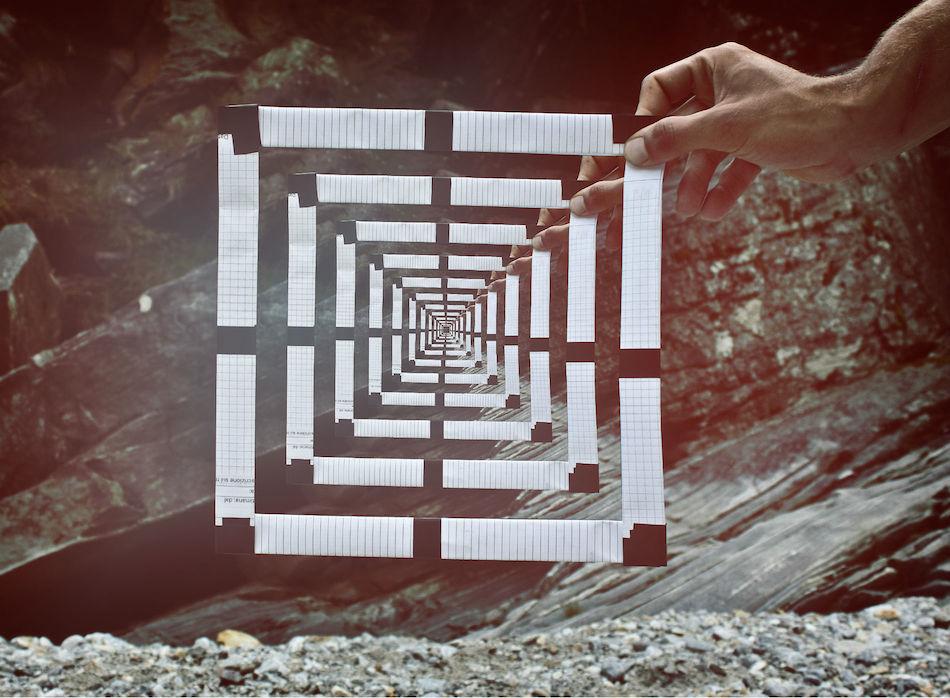 Фото иллюзии глубины