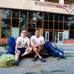 100 стран за 4 года: двое украинцев начали свой поход за бизнес-идеями с Кишинёва
