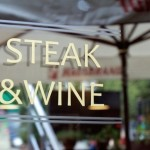 Locals are here: Kiku Steak & Wine