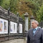 """Посольство Швеции открыло выставку """"Мозаика жизни"""" об отпуске по уходу за ребенком"""
