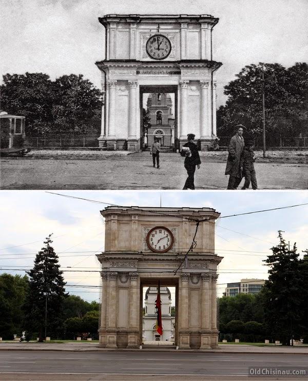 Святые Врата. Межвоенный период и 2014 год.