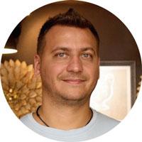Петру Кику. Профессиональный опыт с 2006 года. Шеф-повар 7-ми столичных ресторанов.