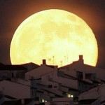 Сегодня ночью можно будет наблюдать последнее суперлуние в этом году